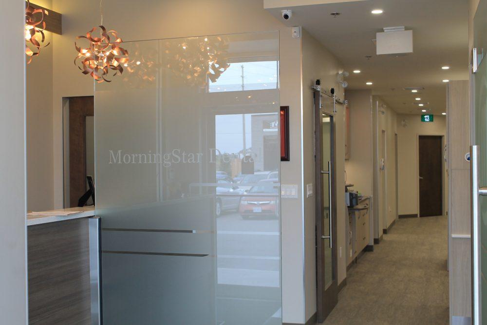 Entrance - Morningstar Dental