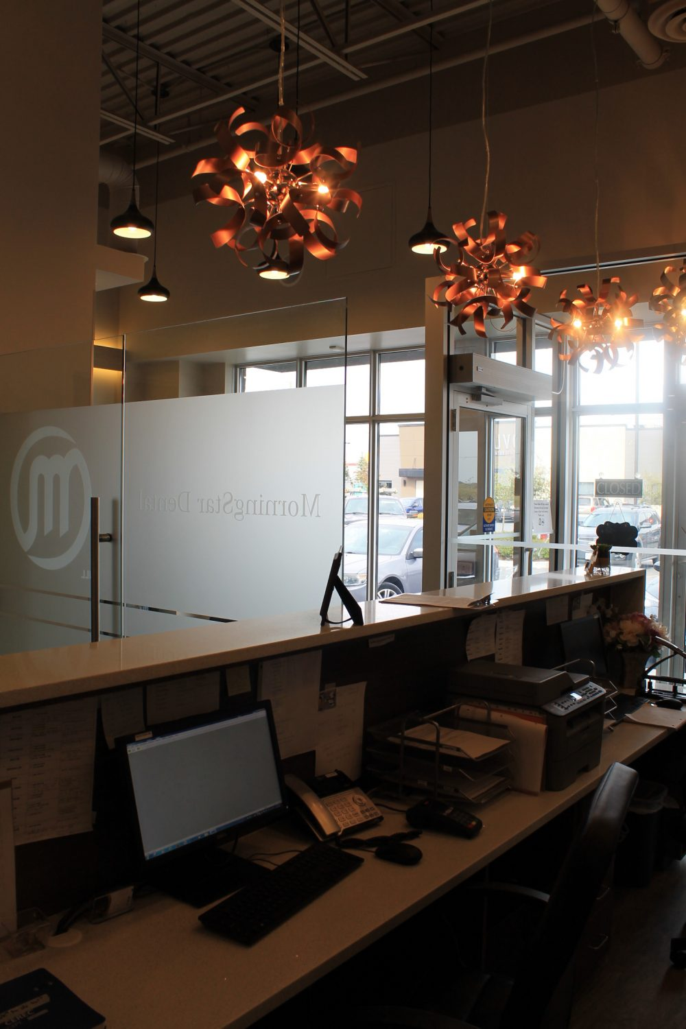 Front Desk - Morningstar Dental