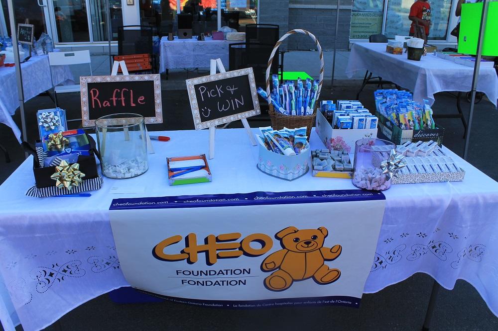 Cheo Foundation Event - Morningstar Dental