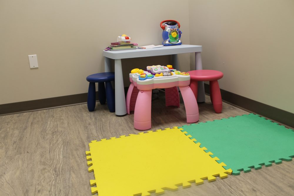 Kids play zone - Morningstar Dental