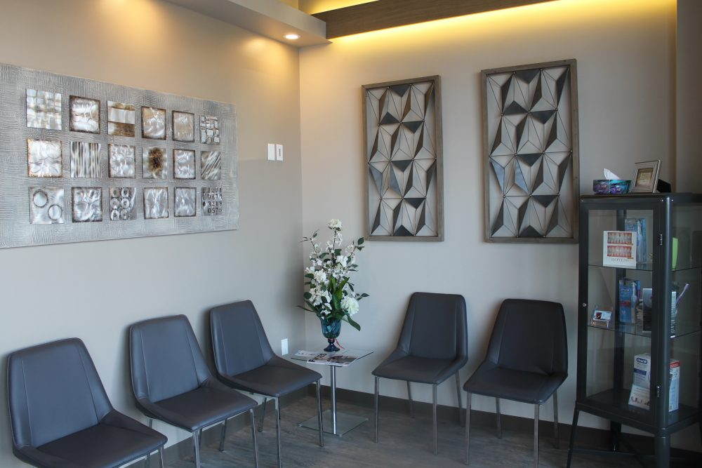 Patients Waiting Room - Morningstar Dental