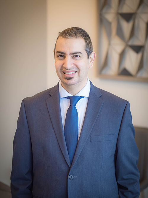 Orleans Dentist - Dr. Ahmad AL-Attar