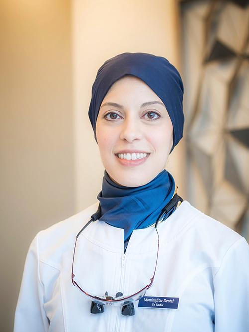 Orleans Dentist - Dr. Manar Rashid
